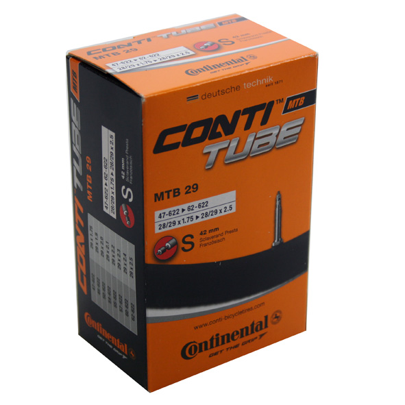 Continental Inner Tube 28/29 X1,75 -2,50  Presta Valve 42Mm