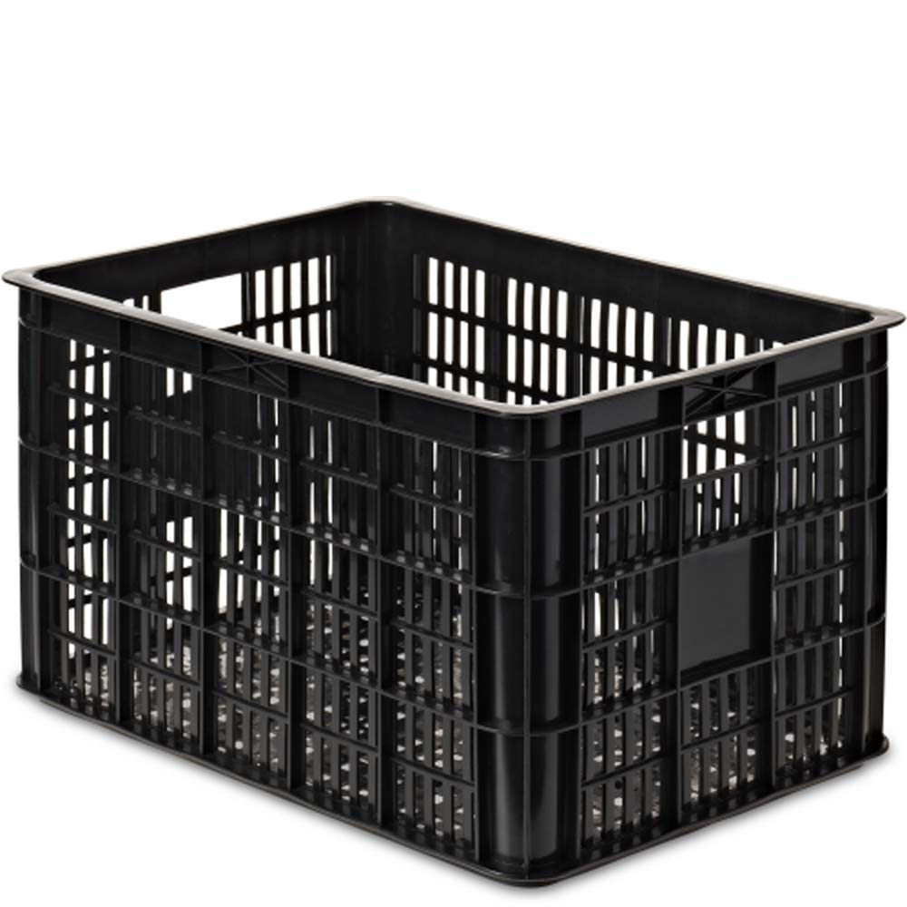 Basil Transport Crate Large Black