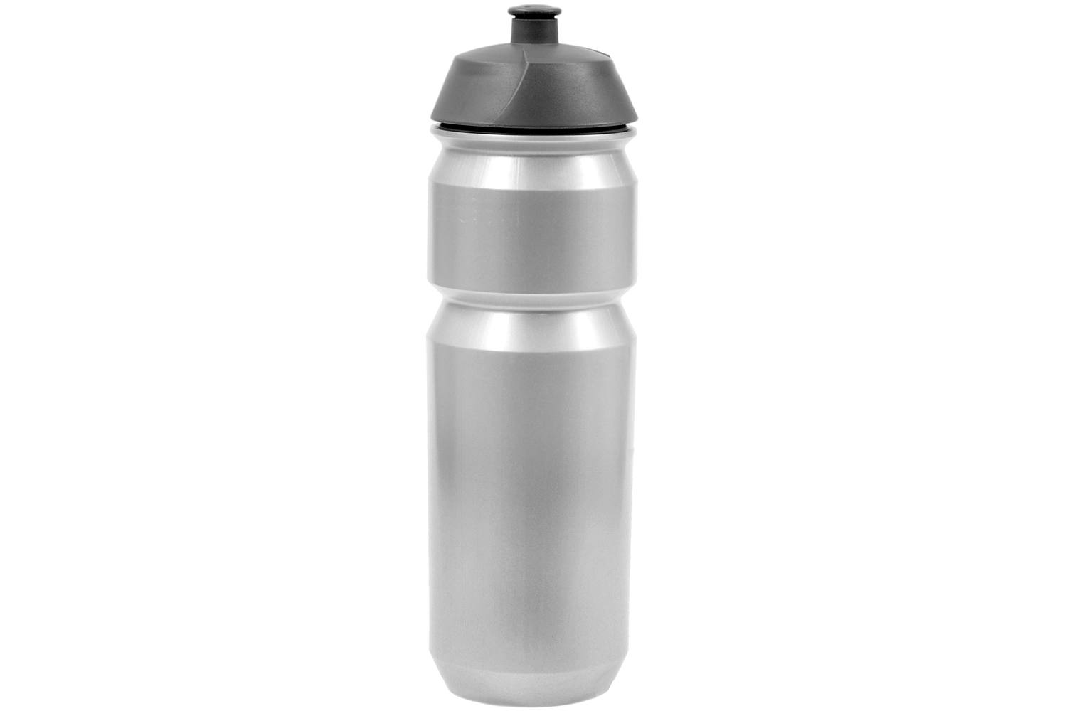 Tacx Water Bottle Shiva 750Cc Silver T5753