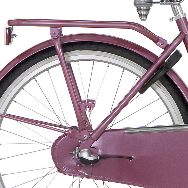 Cortina Luggage Carrier 24 Inch For U4 - Cyclamen