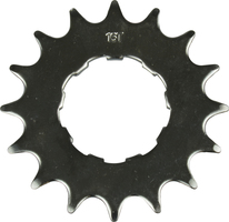 Verwimp BMX Opst Sprocket 1/8 3MM 16T - Silver