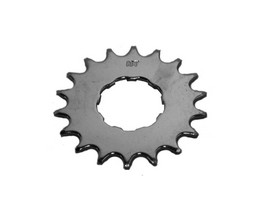 Vwp BMX Opst Sprocket 1/8 3MM 18T Zilver
