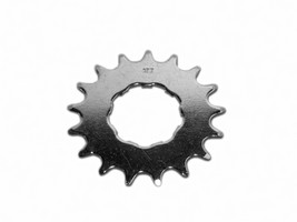 Vwp BMX Opst Sprocket 3/32 2,3MM 17T Silver