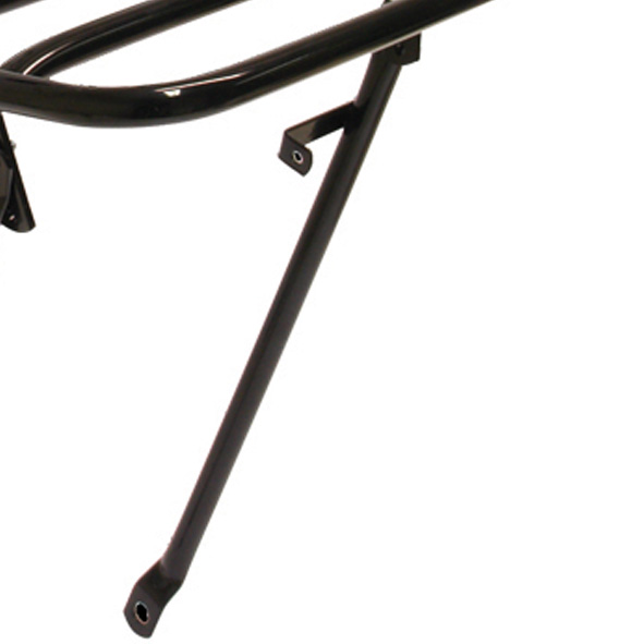Steco Porter Rack Bar With Lamp Mount Black