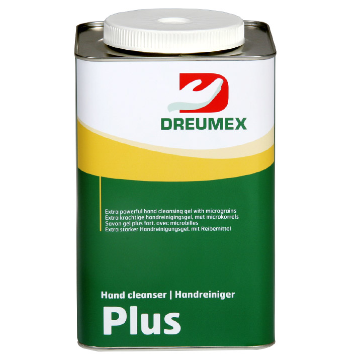 Dreumex Soap Yellow 4500 Ml Plus