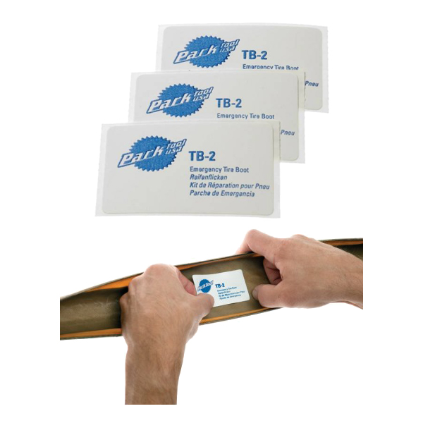 Park Tool Self-Adhesive Tire Patches TB-2C Tire