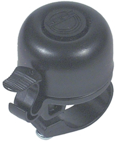 Reich Bicycle Bell Mini Alu - Black