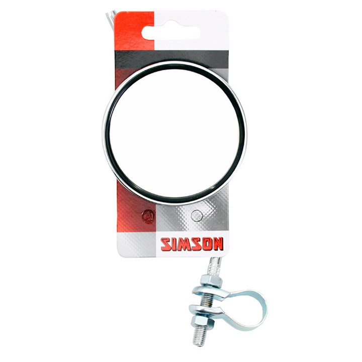 Simson Bicycle Mirror Small