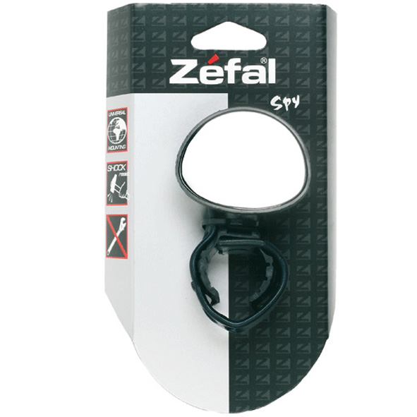 Zefal Bicycle Mirror Spy Snap On