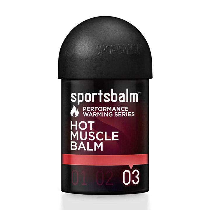 Sportsbalm Hot Muscle Balm - 150ml