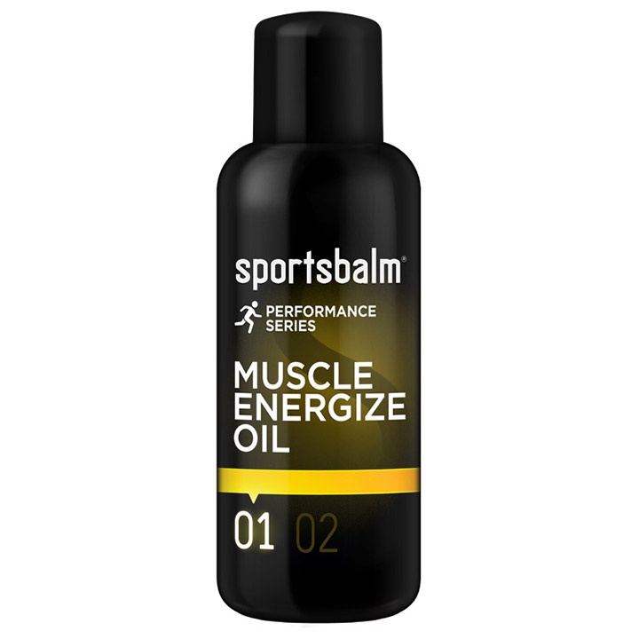Sportsbalm Muscle Energy Oil - 200ml