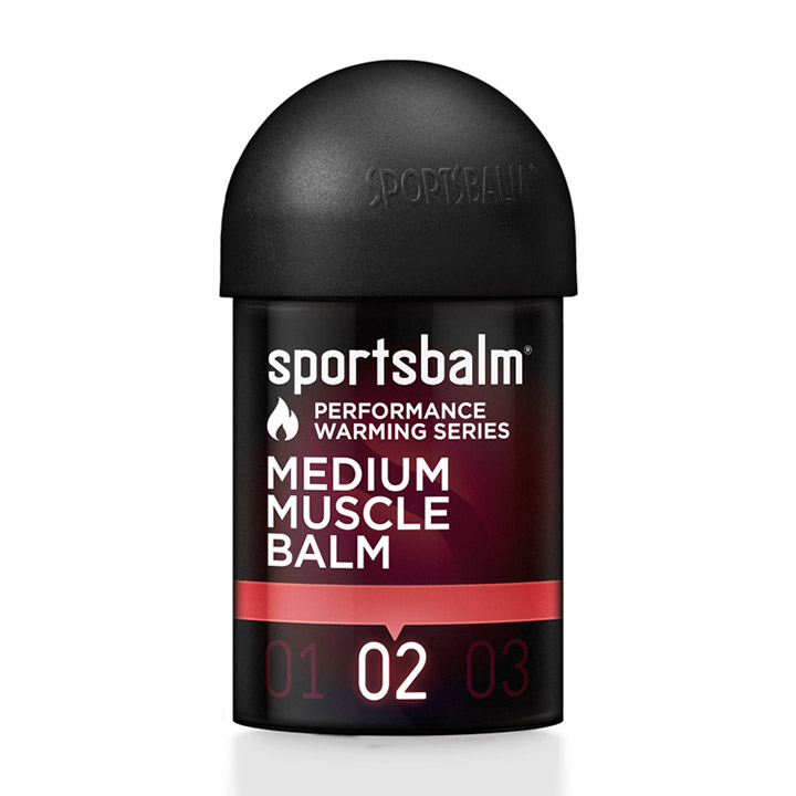 Sportsbalm Medium Muscle Balm - 150ml