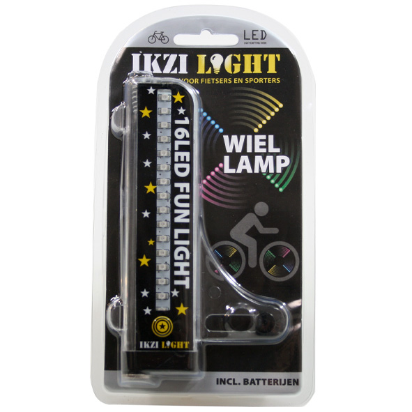 IKZI Spoke Light - 16 LED Including Batteries