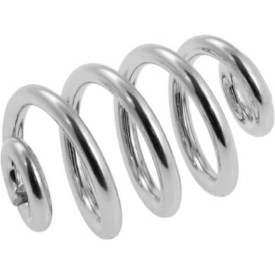 Brooks Bicycle Saddle Coil Spring Right B66 Chrome