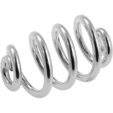 Brooks Bicycle Saddle Coil Spring L B66 Chrome