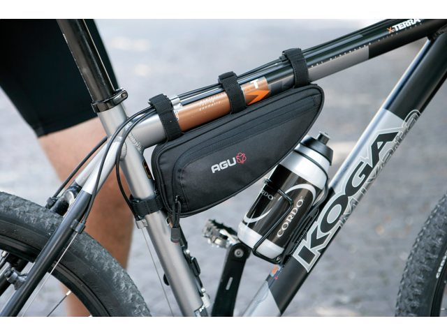 Agu Frame Bag Black