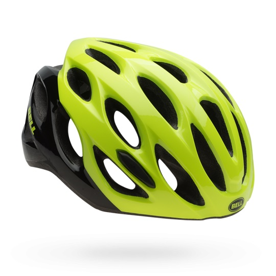 Bell Cycling Helmet Draft Yellow/Black Uni