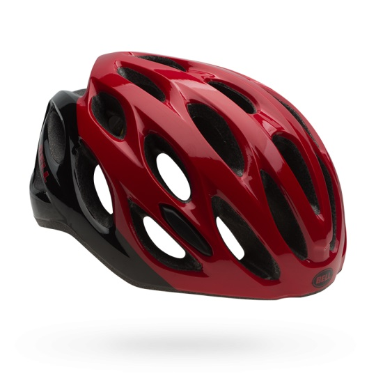 Bell Cycling Helmet Draft Red/Black MIPS Uni