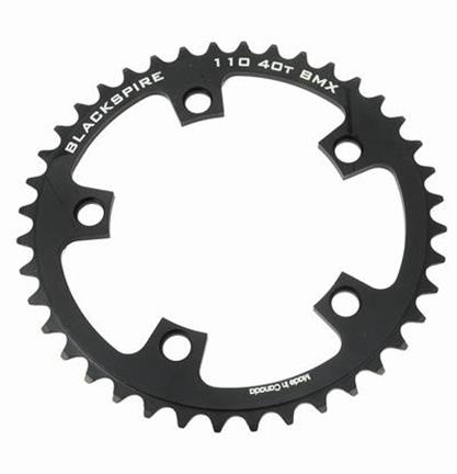 Blackspire Chainring BMX Race 40T BCD 110 Black