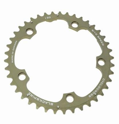 Blackspire Chainring Cyclocross 42T BCD 130 Grey