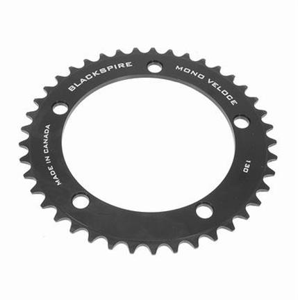 Blackspire Chainring Cyclocross 44T BCD 110 Black