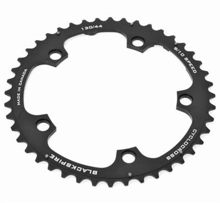 Blackspire Chainring Cyclocross 44T BCD 130 Black