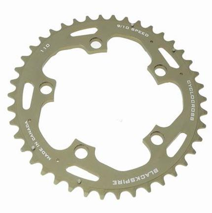 Blackspire Chainring Cyclocross 46T BCD 110 Grey