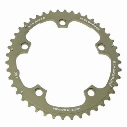 Blackspire Chainring Cyclocross 46T BCD 130 Grey