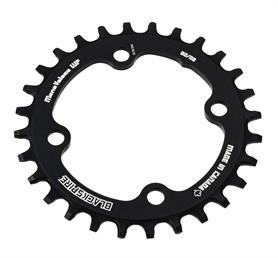 Blackspire Chainring Monoveloce Wide 30T BCD 80mm