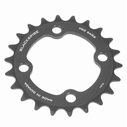 Blackspire Chainring Pro 22T BCD 64 7/8S Gray