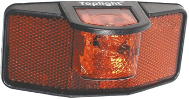 Busch & Müller Rear Light 327 AS-02 Toplight 80mm Assembly