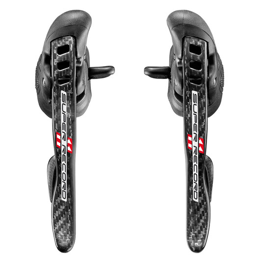 Campagnolo Super Record Ultra Shifter Set 11V Ergo Power