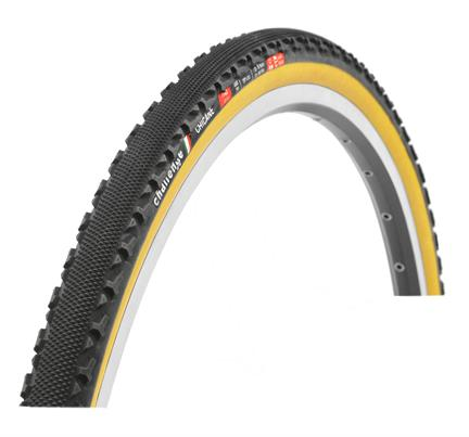 Challenge Tire Chicane 33-622 Open Foldable Black/Brown