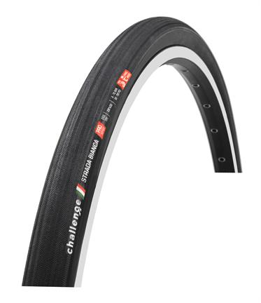 Challenge Tire Strada Bianca 30-622 Open Foldable Black