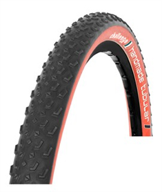 Challenge Tubular Two Team Edition 27.5 x 2.2 Black/Red