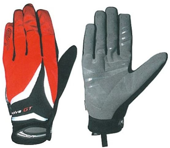 Contec Glove Evolve Summer Red Size L