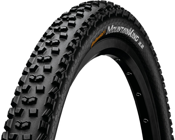 Continental Mountain King 2 Tire 26x2.4 - Black