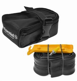 Continental Saddle Bag MTB 26 Inch Inner Tube/Tire Levers