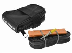Continental Saddle Bag Race 28 Inch Inner Tube/Tire Levers