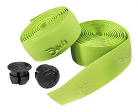 Deda Handlebar Tape with Bar End Caps - Apple Green