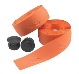 Deda Handlebar Tape with Bar End Caps Orange