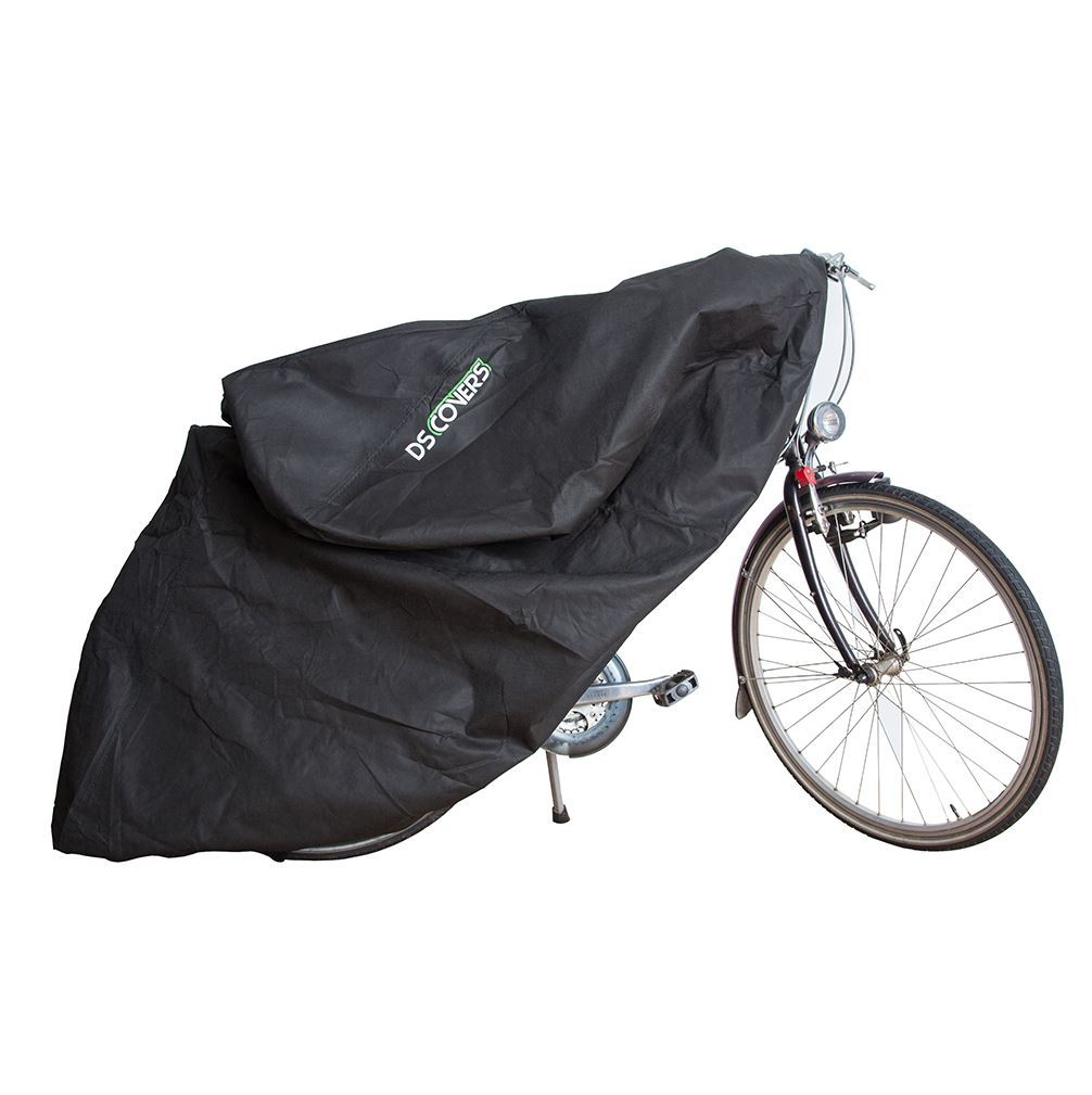 DS Covers Bicycle Cover Indoor 200x65x120cm - Black