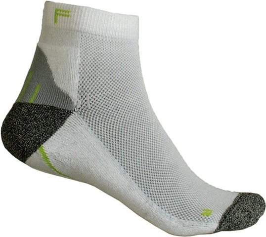 Fuse Socks Allround 300 Coolmax White/Anthracite Size 35-38