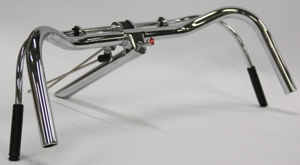 Gazelle Handlebar Toer Populair Drum Brake Mounted