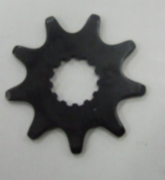 Gazelle Sprocket Cylinder Block 9 Teeth