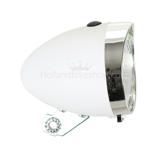 Ikzi Led Headlight Battery Retro White On/Off