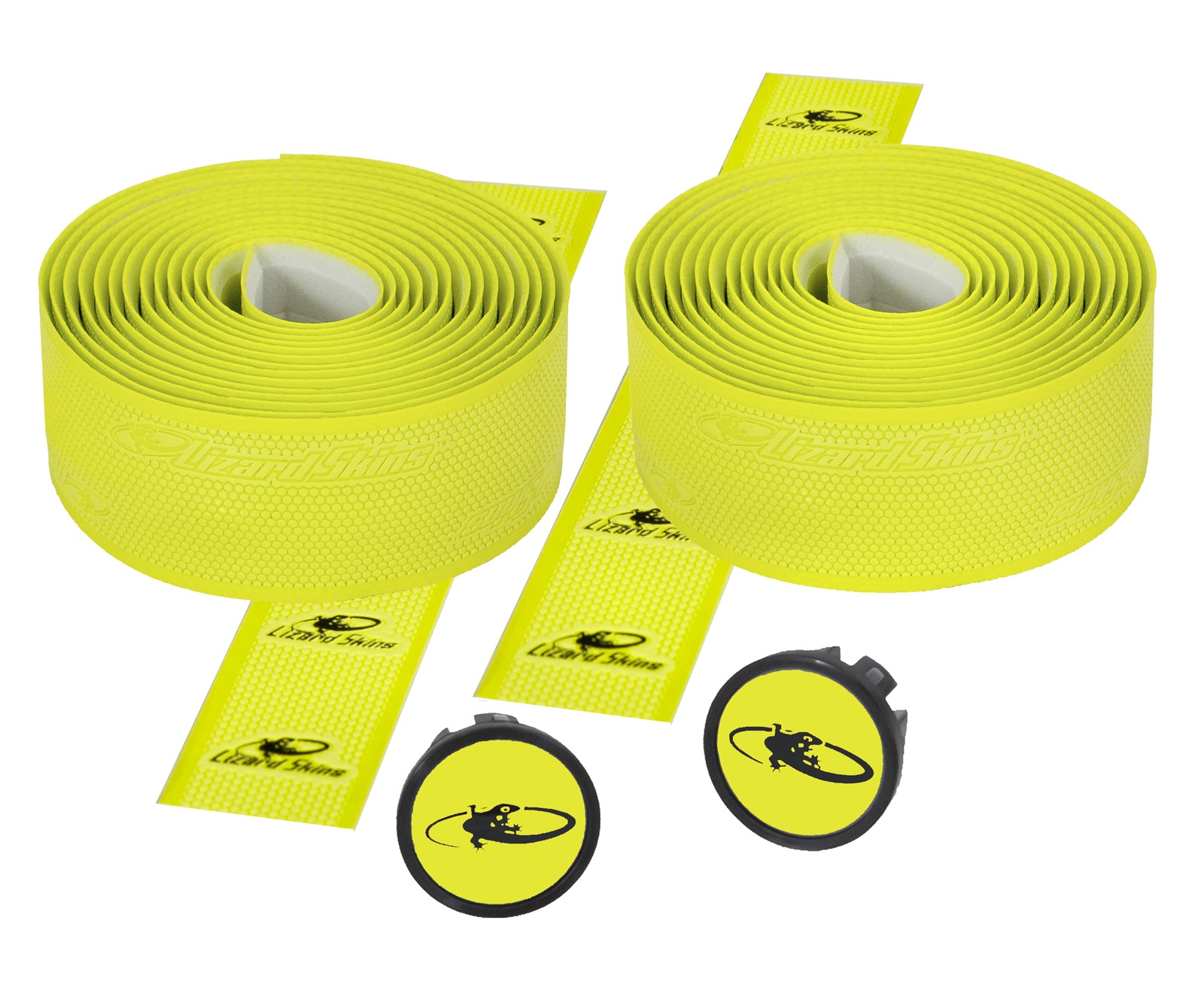 Lizardskins DSP 1.8 Handlebar Tape 1.8x208mm - Neon Yellow