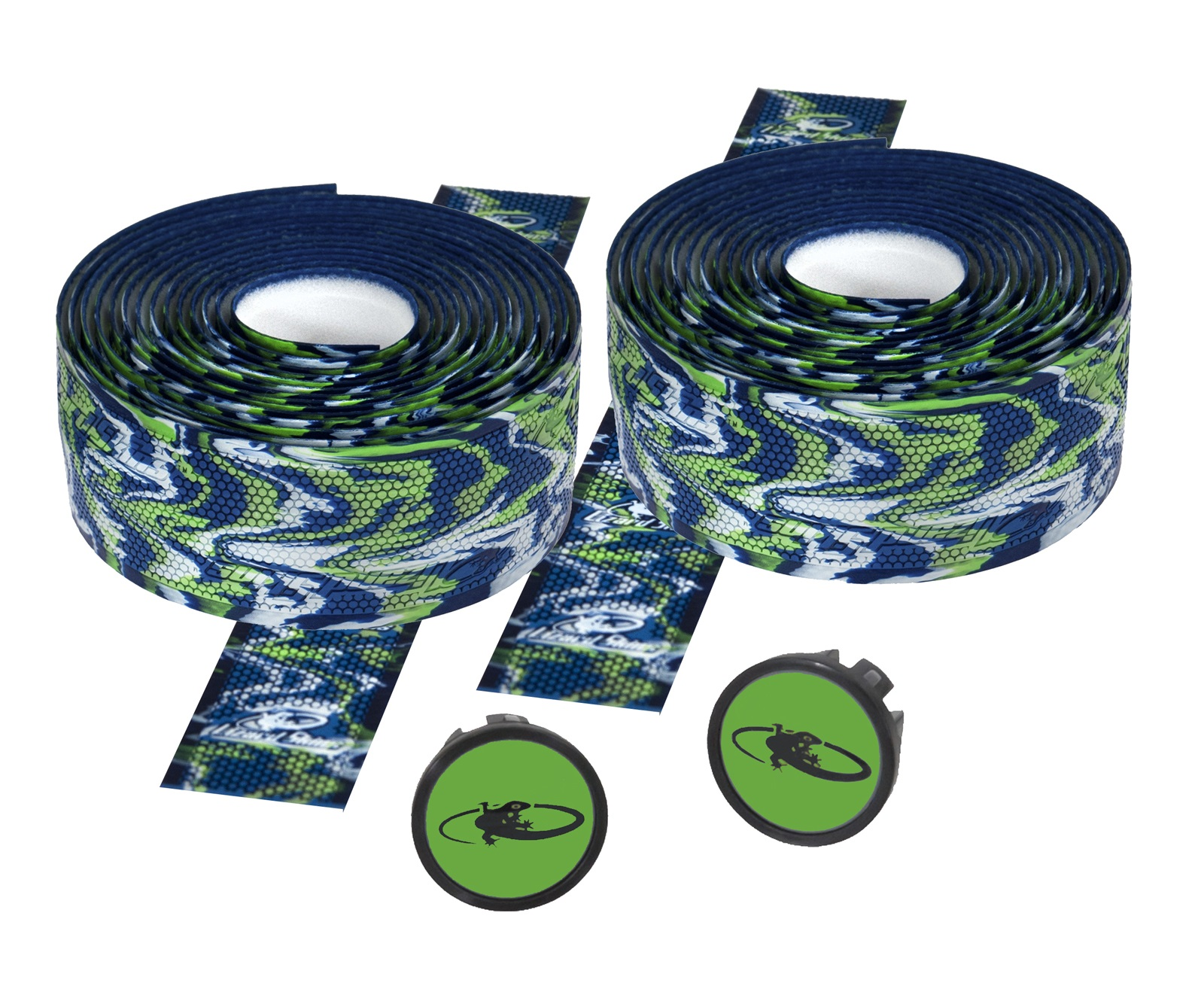Lizardskins DSP 2.5 Handlebar Tape 2.5x208mm - Blue/Green