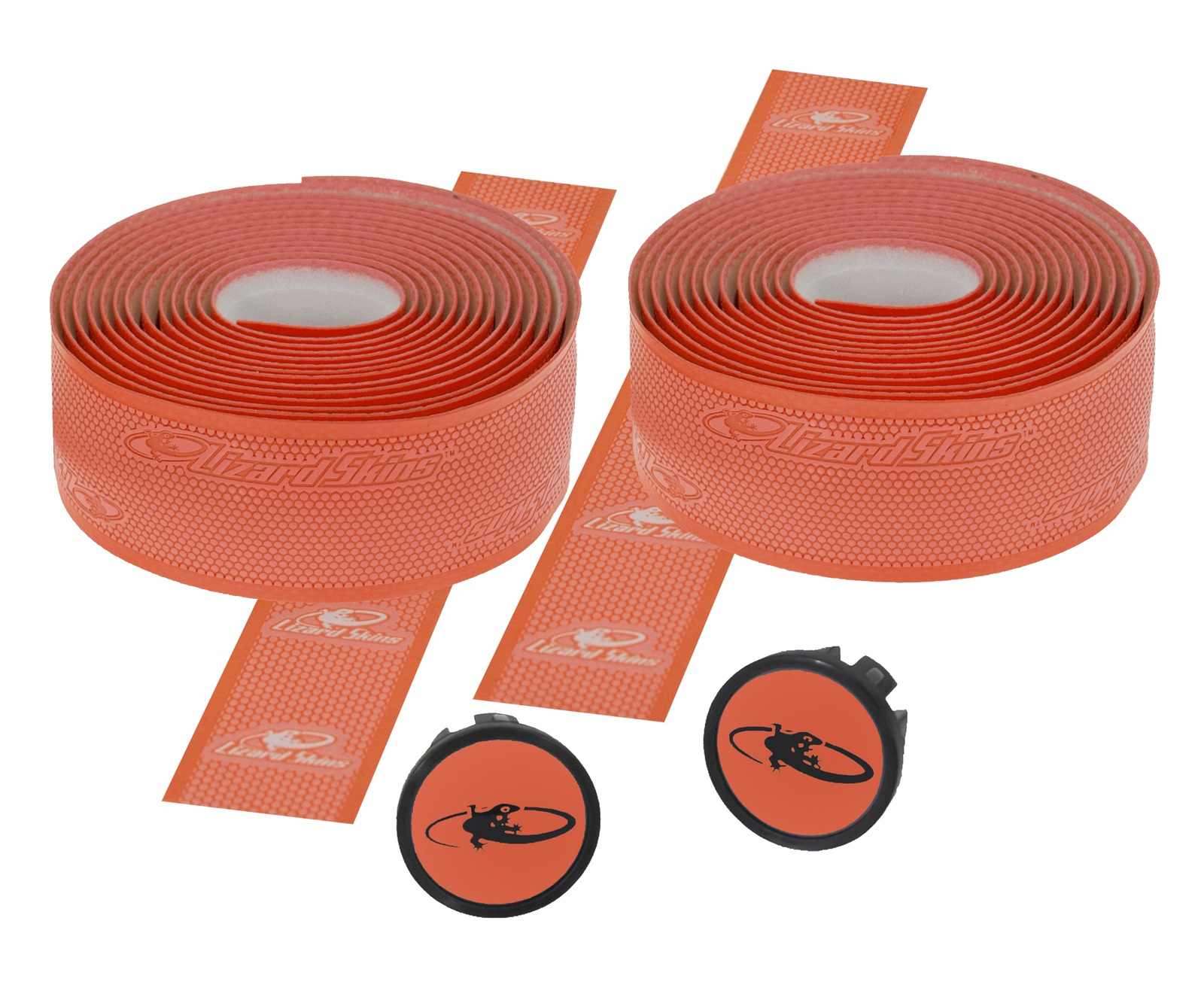 Lizardskins DSP 2.5 Handlebar Tape 2.5x208mm - Orange