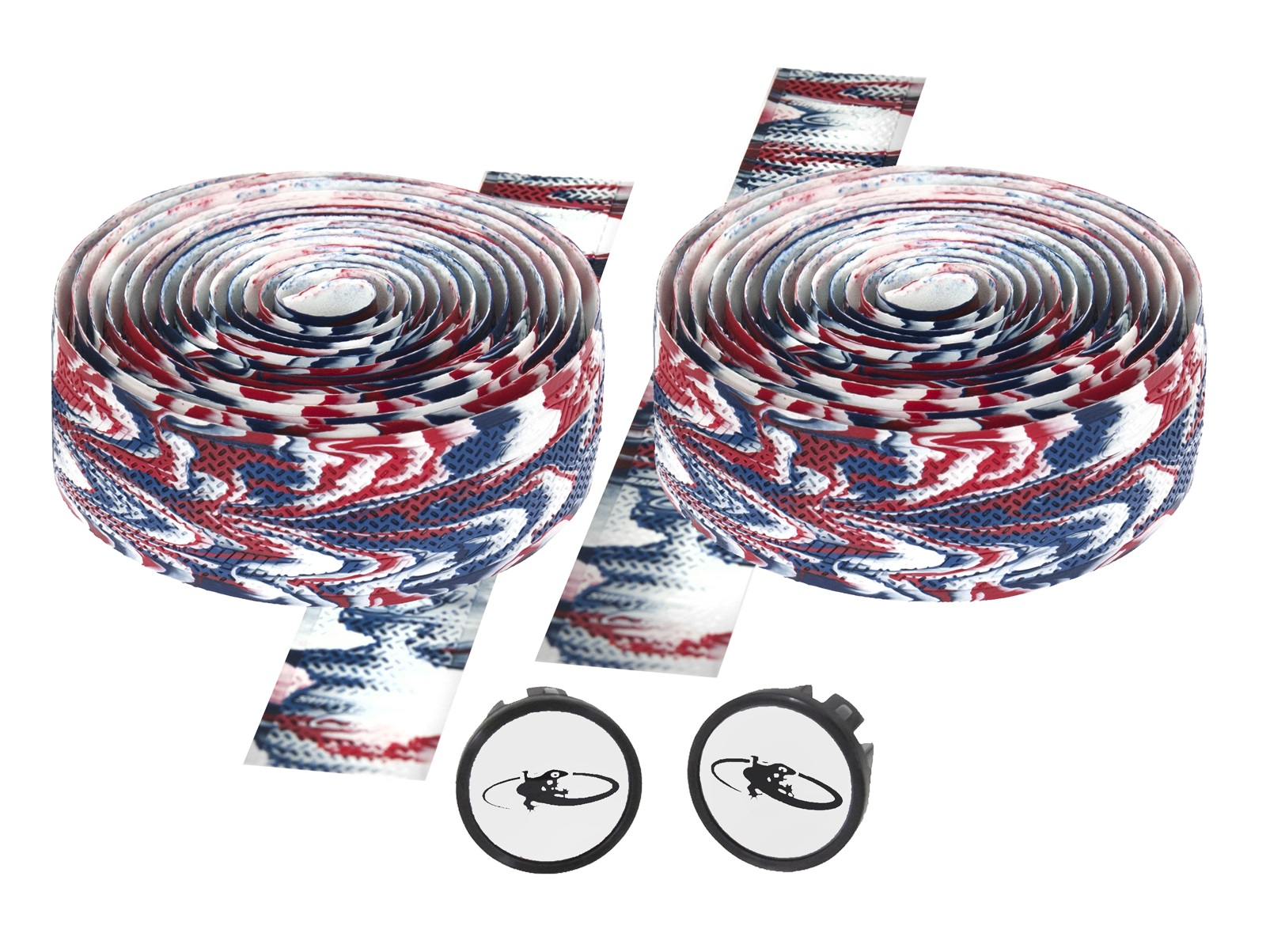 Lizardskins DSP 2.5 Handlebar Tape 2.5x208mm  Red/White/Blue